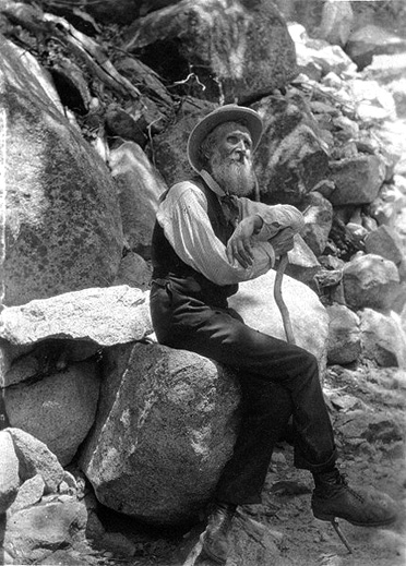 Today in eco-history: Wilderness explorer John Muir born
