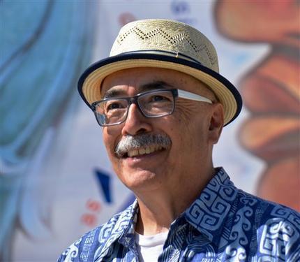 Juan Felipe Herrera named first Latino poet laureate