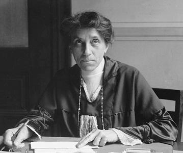 Today in history: Birthday of Julia Lathrop