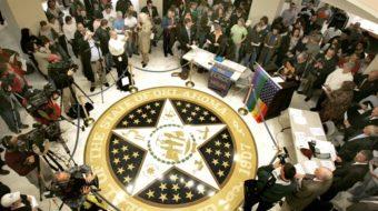 North Carolina: where homophobia is law