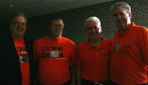 Laborers to rejoin AFL-CIO