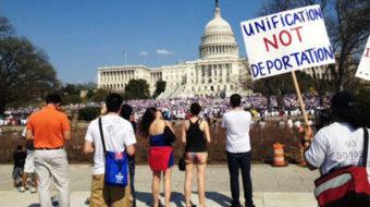 Labor movement demands immediate relief for 11 million immigrants