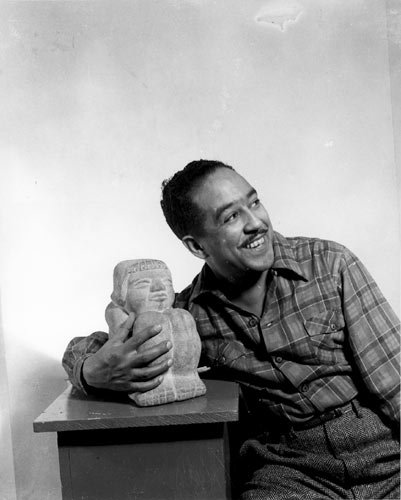 Today in labor history: Poet Langston Hughes was born