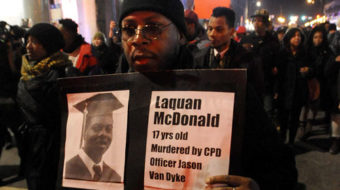 Laquan McDonald killing underlines need to radically reconstruct criminal justice system
