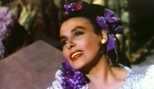 Weathering racial storms, Lena Horne rose above