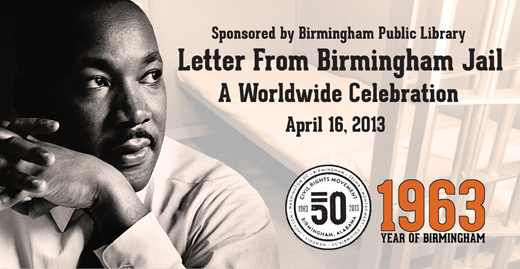 "Today in labor history: King writes famous ""Letter from Birmingham Jail"""