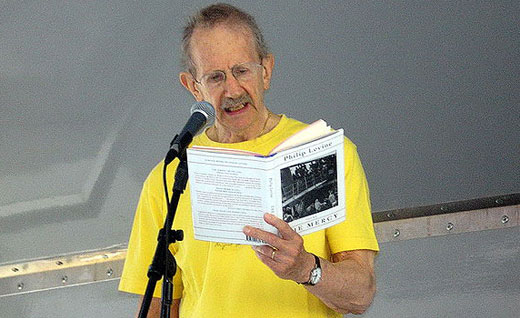 Philip Levine named country's poet laureate