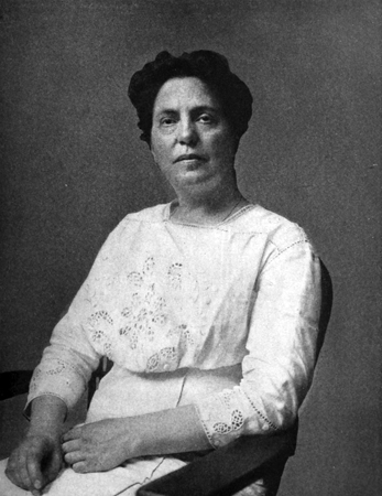 Today in women's history: Social reformer Lillian Wald born in 1867