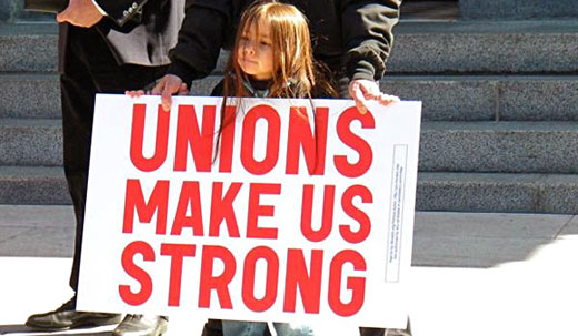 Want to raise your pay? Join a union