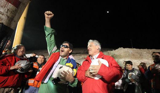 Urzúa, miner number 33