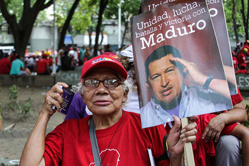 """A Chavista victory in Venezuela will be """"fraud"""" to the opposition"""