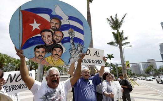 Politics trump justice in Cuban 5 case