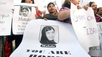 Pakistan rallies around Malala Yousafzai