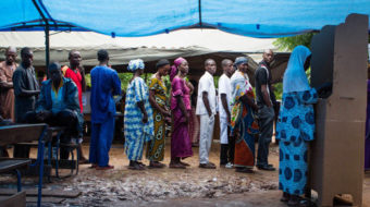 Mali elections go smoothly, but problems remain