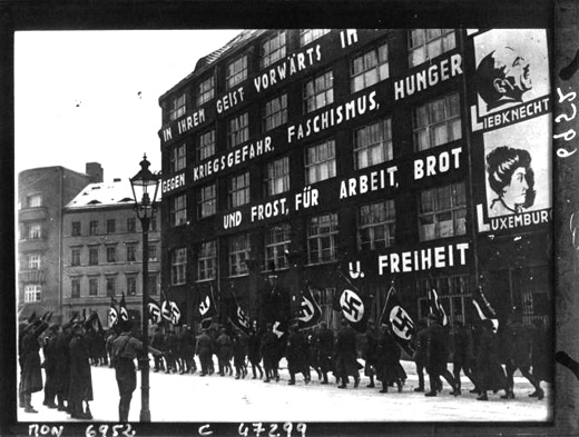Today in labor history: Nazis destroy unions
