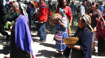 Mapuche people see progress on political demands