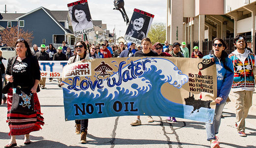 Climate activists converge in Midwest on global day of action