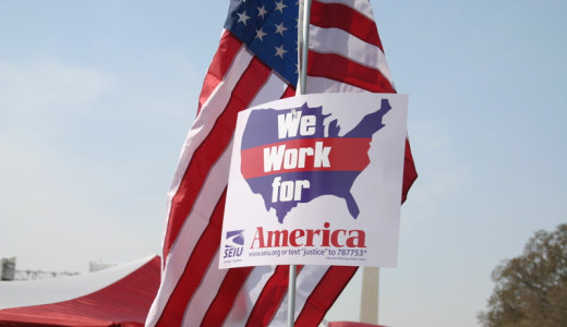 Labor takes the stage in immigration reform fight