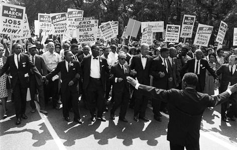 1963 March on Washington transformed my town
