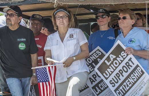 Durazo: Labor must fight for all who work