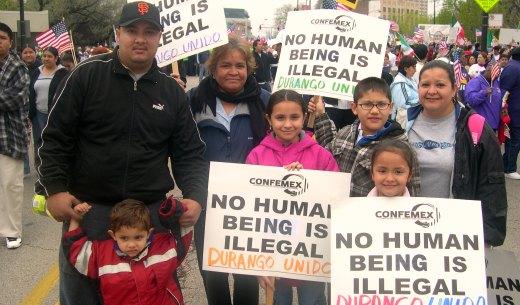 """Third grade homework: Should U.S. put """"illegal aliens"""" to death?"""