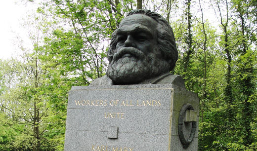 Great socialist's birth commemorated in London