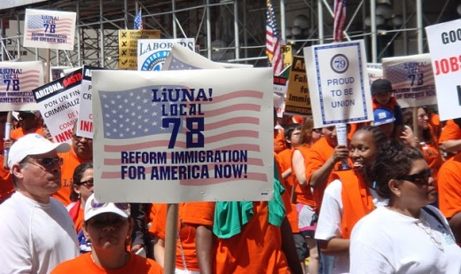 Lawmakers back plan to end deportations of children, families