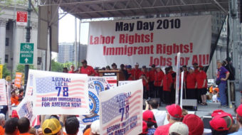 New York reclaims May Day