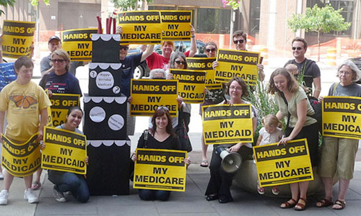 Bipartisan fetish will kill Medicare
