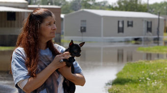 Mississippi flood leaves hundreds homeless in Memphis