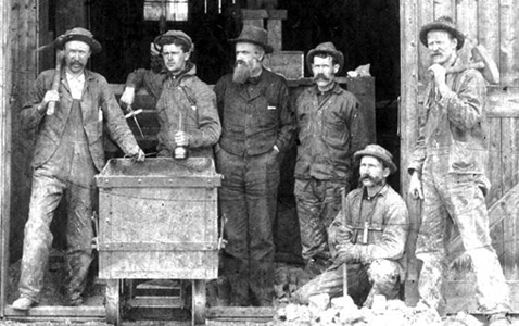 Today in labor history: State militia backs workers