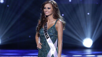 Miss USA geeks out over evolution