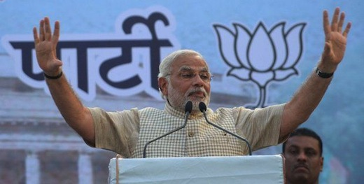 In India, fears accompany right-wing Modi's landslide victory