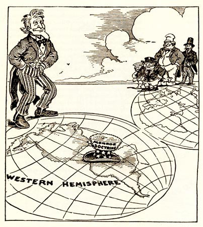 Kerry declares end of Monroe Doctrine: Is it for real?