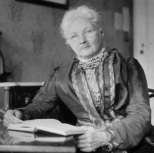 Today in labor history: Mother Jones was born May 1, 1837