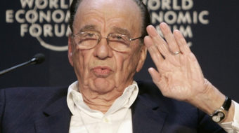 Online campaign targets Murdoch on Fox racism