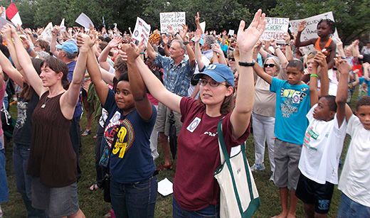 Moral Mondays expanded in North Carolina