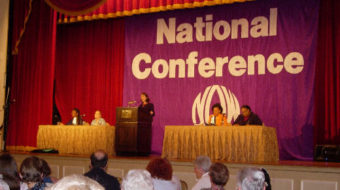Women's movement energized at national meet