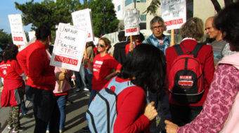 Kaiser Permanente mental health workers go on strike in California