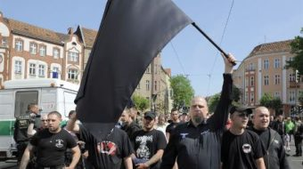 Committing heresy: Nazis and the Berlin Wall