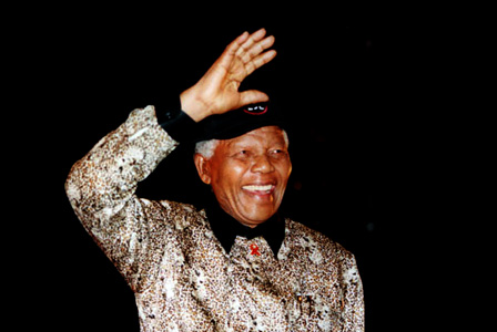 Mandela – schmaltzy icon or revolutionary leader?