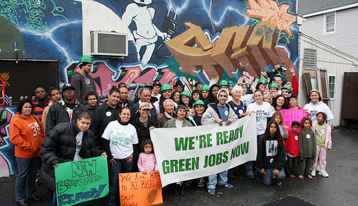Steelworkers call for Civil Rights 2.0: A youth-led jobs revolution