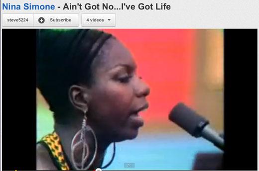 Black History Month: Happy birthday Nina Simone