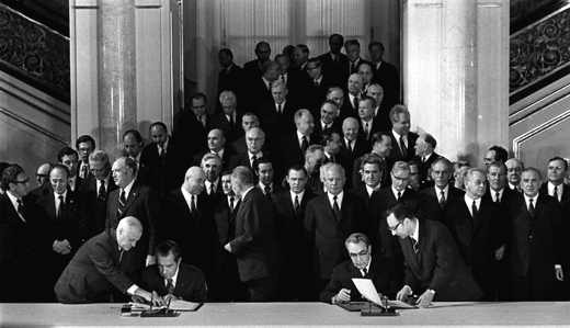 Today in history: Anti-Ballistic Missile Treaty is signed in 1972