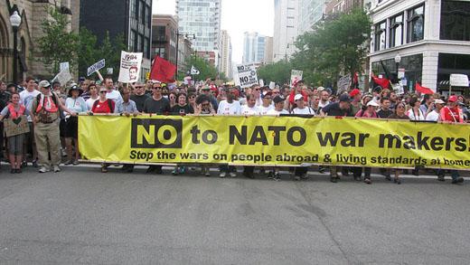 NATO protest reflections: Winning tactics vs. dead ends