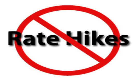 Consumers angry about utility rate hike plan