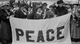 Today in labor history: Labor journalist Mary Heaton Vorse is born