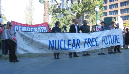 For true nuclear security, disarmament is essential