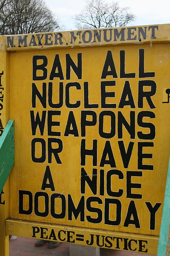Yes we can eliminate nukes!