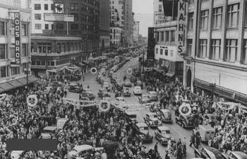 Today in labor history: Oakland general strike